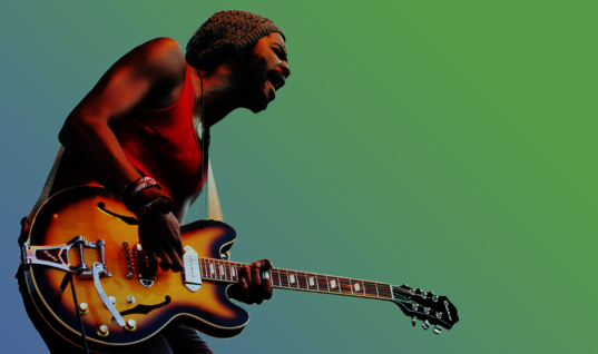 From PBS to Justice League, Collaborations Fuel Gary Clark Jr. in 2017